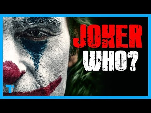 A History of the Joker