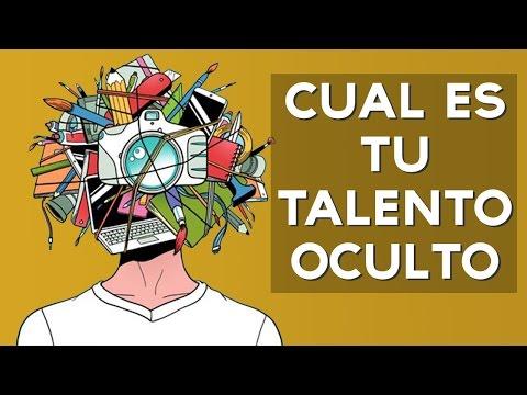 ¿Cual es tu talento? | Test Divertidos