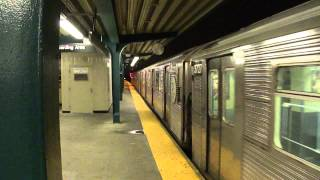 preview picture of video 'MTA Subway Budd Company R32 #3727 on the (H) arriving into Far Rockaway-Mott Avenue'