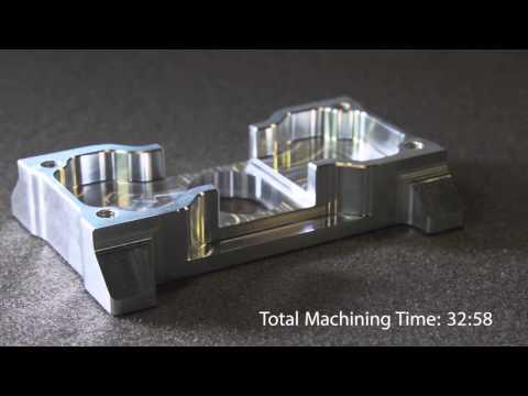 Inventor HSM: 2D oder 3D, -Produktionskosten senken mit System