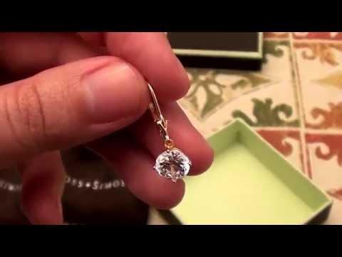 Ross Simons Jewelry Haul/Review of Earrings!!