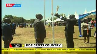 Hellen Obiri emerges women's champion in the 10km KDF cross country championships