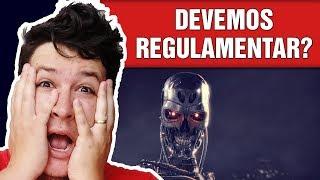 Os Perigos da Inteligência Artificial: Devemos Regulamentá-la? (#477 - N. Assombradas)