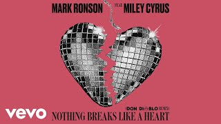 Mark Ronson - Nothing Breaks Like A Heart (Don Diablo Remix) [Audio] ft. Miley Cyrus
