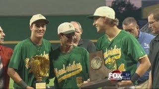 Hendricken Captures State Baseball Crown