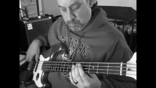 Bass Cover Of The Zoo~ The Scorpions HD.