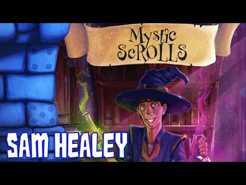 Mystic ScROLLS Review with Sam Healey