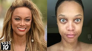 Top 10 Celebrities Who Look Completely Different In Real Life - Part 2