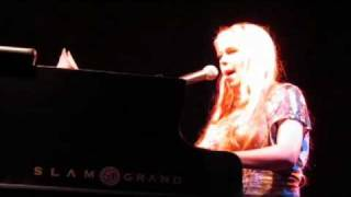 "Charlotte Martin - ""Limits of Our Love"" & ""Hyperballad"" (bjork cover) - Schubas - Chicago - 1/9/11"