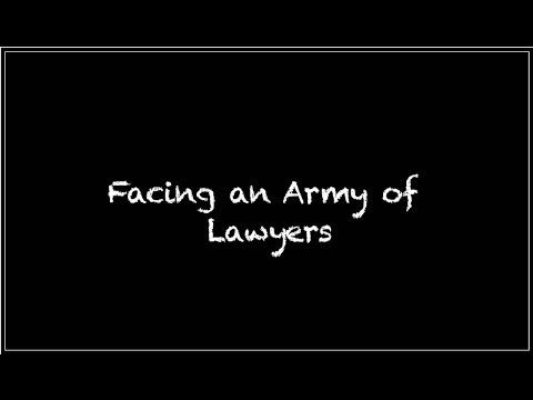 Suing Tobacco Companies is Like Facing an Army of Tobacco Lawyers