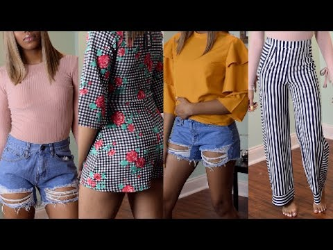 BooHoo Summer Try- On Haul 2017