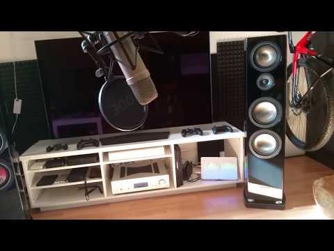 Canton Vento 896 DC + Schiit Gungnir Multibit + Cambridge Azur 851A soundtest