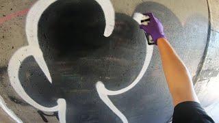 GRAFFITI - RESAKS //🖤 THROW UP FAT CAP🖤// (RAW)