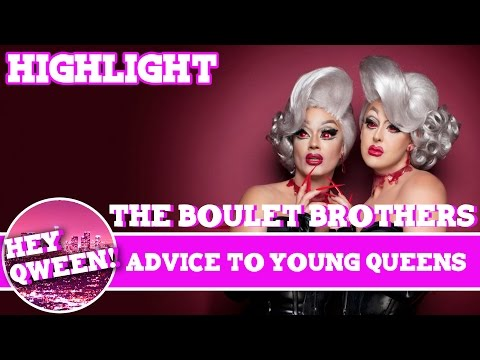 Hey Qween! HIGHLIGHT: The Boulet Brothers Advice To Young Qweens