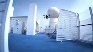 AIDAprima: Drohnen-Rennen