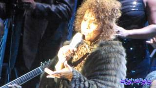 Whitney Houston LIVE Milano   I Love The Lord