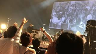 "LiamGallagher""Wonderwall""LiveatToyotaCivicCHall17.9.2018豊田公演"
