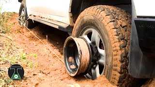 10 Ways to Never Let Your Vehicle Stuck Again.......