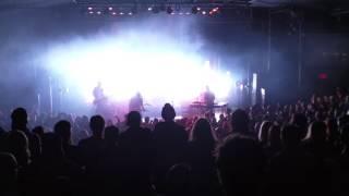 Arkells - Town Ballroom - Night 1 - Oh, The Boss Is Coming! - 12/9/16 - Buffalo NY