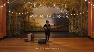 "Angel Olsen – ""Waving, Smiling"" (Live at the Masonic Temple)"