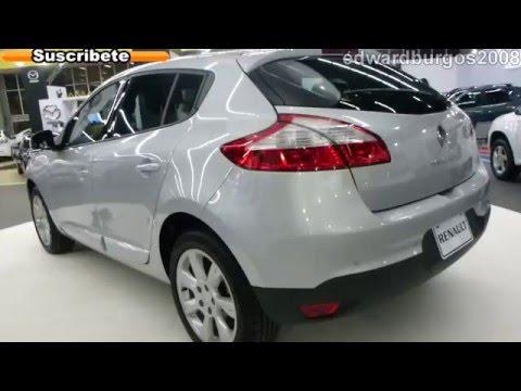 renault megane 3 2013 colombia video de carros auto show medellin 2012 FULL HD