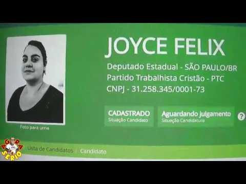 Juquitiba Tem sua Candidata a Deputada Estadual Joyce Felix