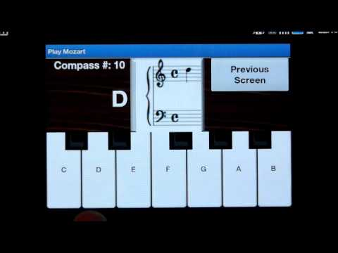 Video of Play Mozart Lite