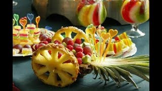 Food Tablescape    Home Entertaining    Party Appetizers Finger Food