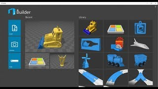 Microsoft 3D Builder Tutorial How to Create Models for 3D Printing