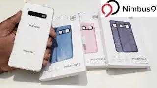 Nimbus 9 Phantom 2 Cases for Samsung Galaxy S10 Plus | Dope