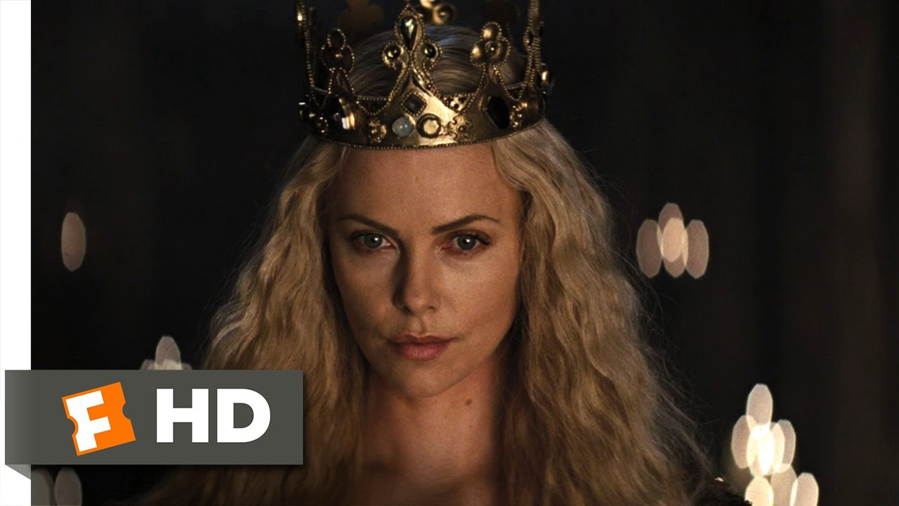 Video trailer för Snow White and the Huntsman (2/10) Movie CLIP - Mirror, Mirror On the Wall (2012) HD