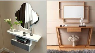 Wall Mounted Dressing Table Design Ideas।। All Items।।