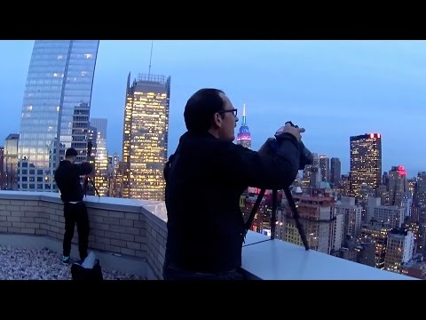 Rooftop Photography in New York