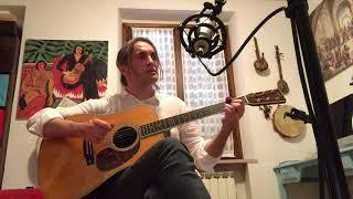 AF - Shiloh Town (Tim Hardin) acoustic cover