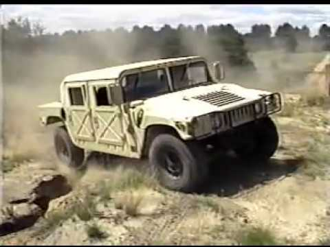 H1 Hummer Sales Video (Full Length)