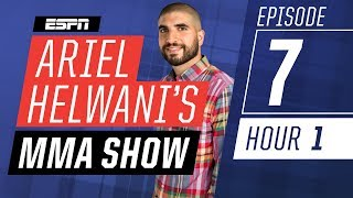 Duane Ludwig, Henry Cejudo, Colby Covington [Episode 7/Hour 1] | Ariel Helwani's MMA Show | ESPN
