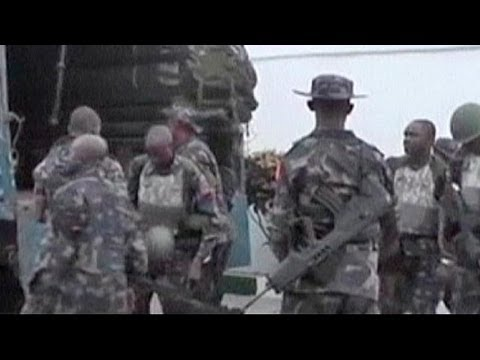 Nigerian army strikes out at Boko Haram in northeast