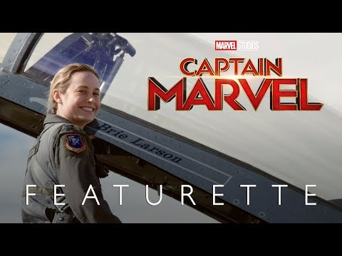 Captain Marvel Movie Trailer