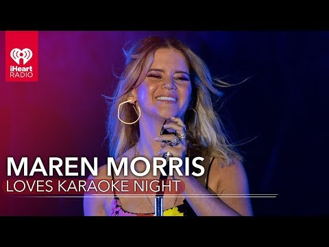 Maren Morris On How Karaoke Was A Big Part Of Discovering Music   Fast Facts
