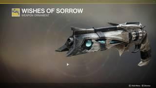 destiny 2 thorn ornament - TH-Clip