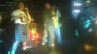 Angelic Upstarts - Never had Nothin (Live @ The Tower, Livingston)