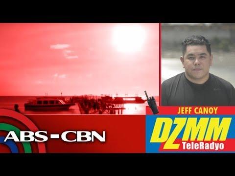 [ABS-CBN]  DZMM TeleRadyo: 'Na-seen zone ako': Environment chief presses El Nido gov't on violations (part 2)