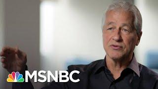 JPMorgan Chase CEO Jamie Dimon Discusses Economic Impact Of Virus With Stephanie Ruhle | MSNBC