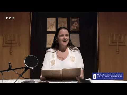 Rosh Hashanah 5781 Shofar Service