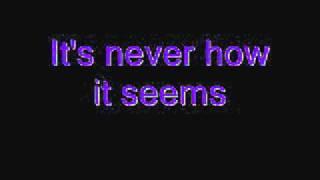 Soaked -Adam Lambert- lyrics