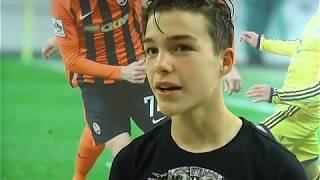 Прощальный матч легенды харьковского футбола Александра Горяинова