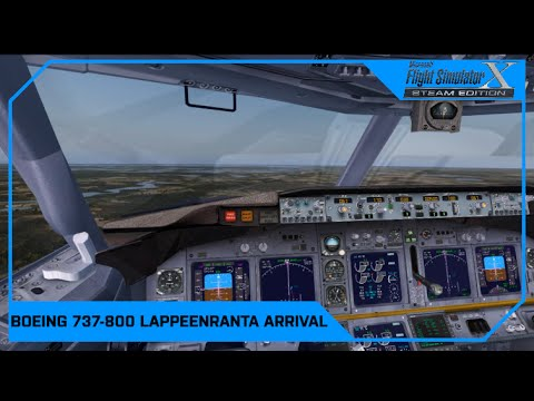 Beoing 737-800 Advanced Questions  :: Microsoft Flight