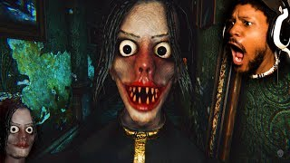 MICHAEL JACKSON THE HORROR GAME