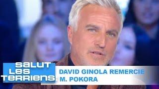 David Ginola Remercie M. Pokora De Lui Avoir Sauvé La Vie Dans Salut Les Terriens !