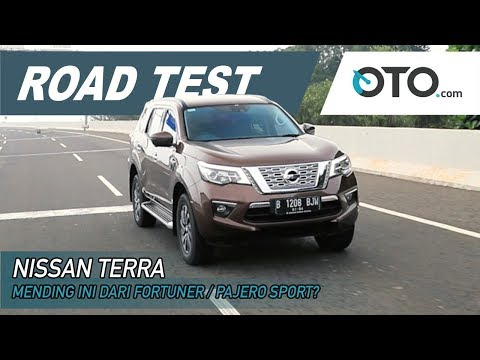 Nissan Terra | Road Test | Apa Kelebihan dan Kekurangannya? | OTO.COM